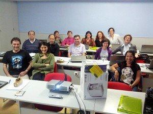 Curso de Redes Sociales en ArriBerri Formación
