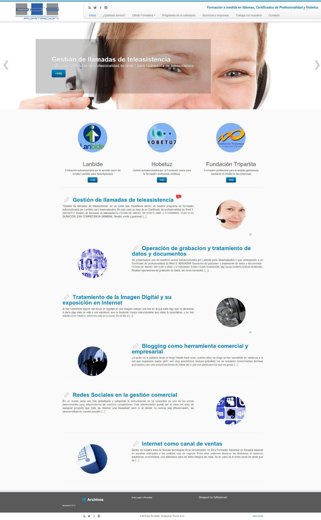 Web Do's Formación