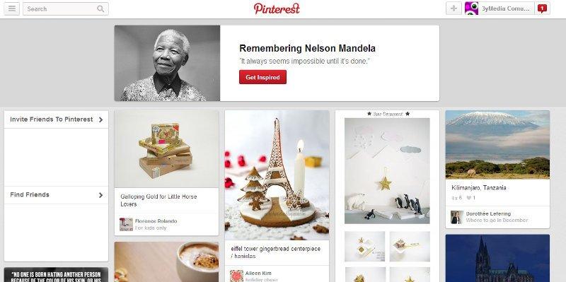 Nelson-Mandela pinterest