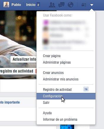 no recibir invitaciones a juegos en Facebook 5
