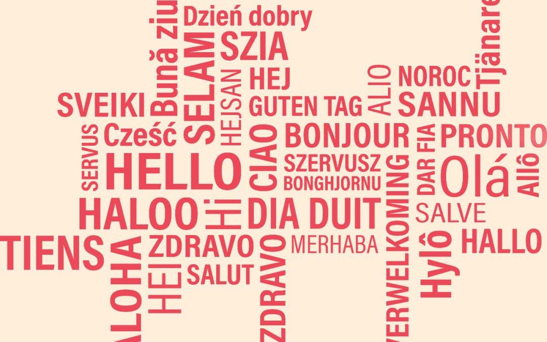 Cómo publicar en Facebook en varios idiomas a la vez