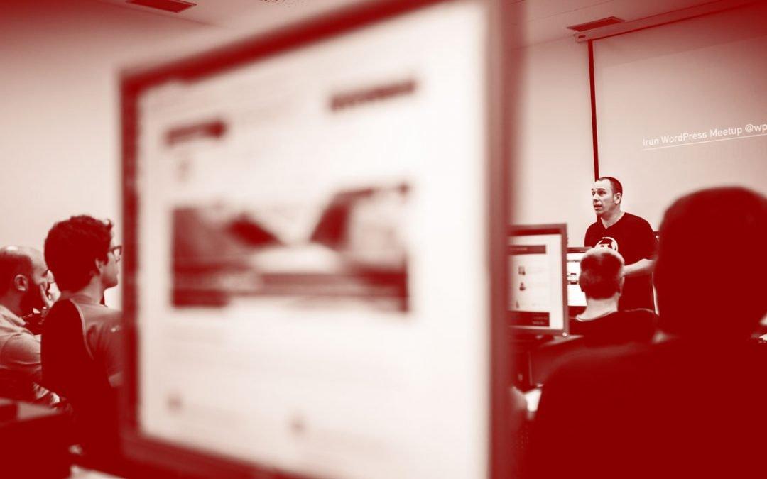 Colaborando con WordPress