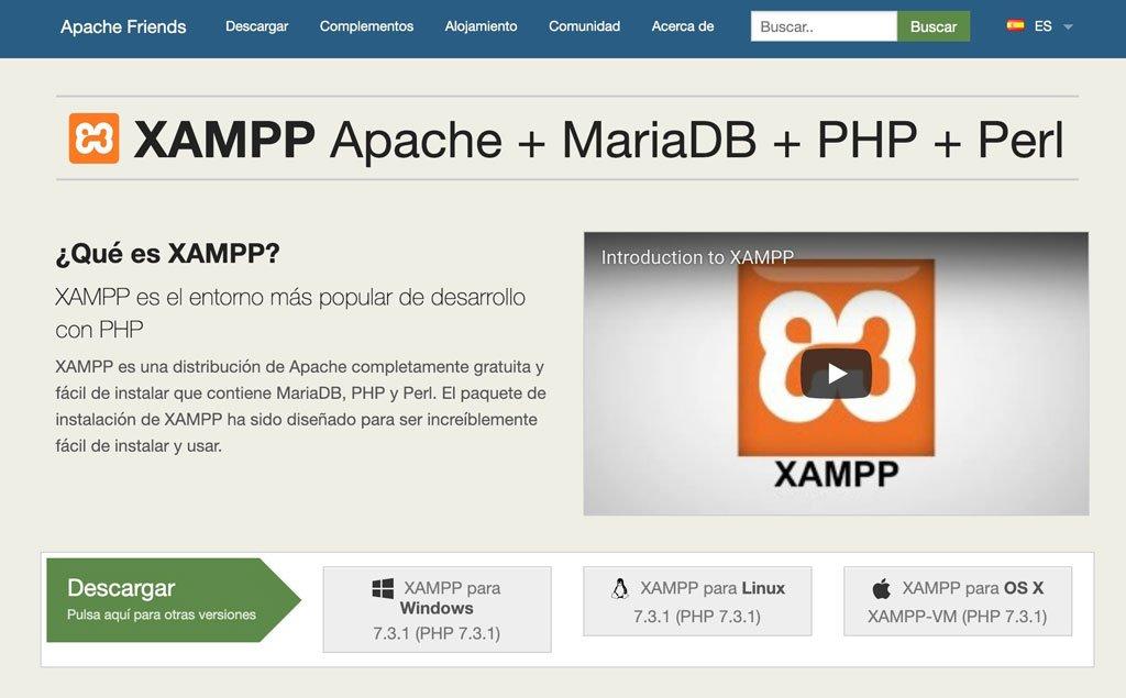 descargar wordpress español para mac