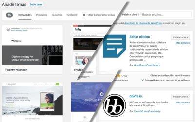 ¿Qué es el repositorio oficial de WordPress y por qué es tan importante?